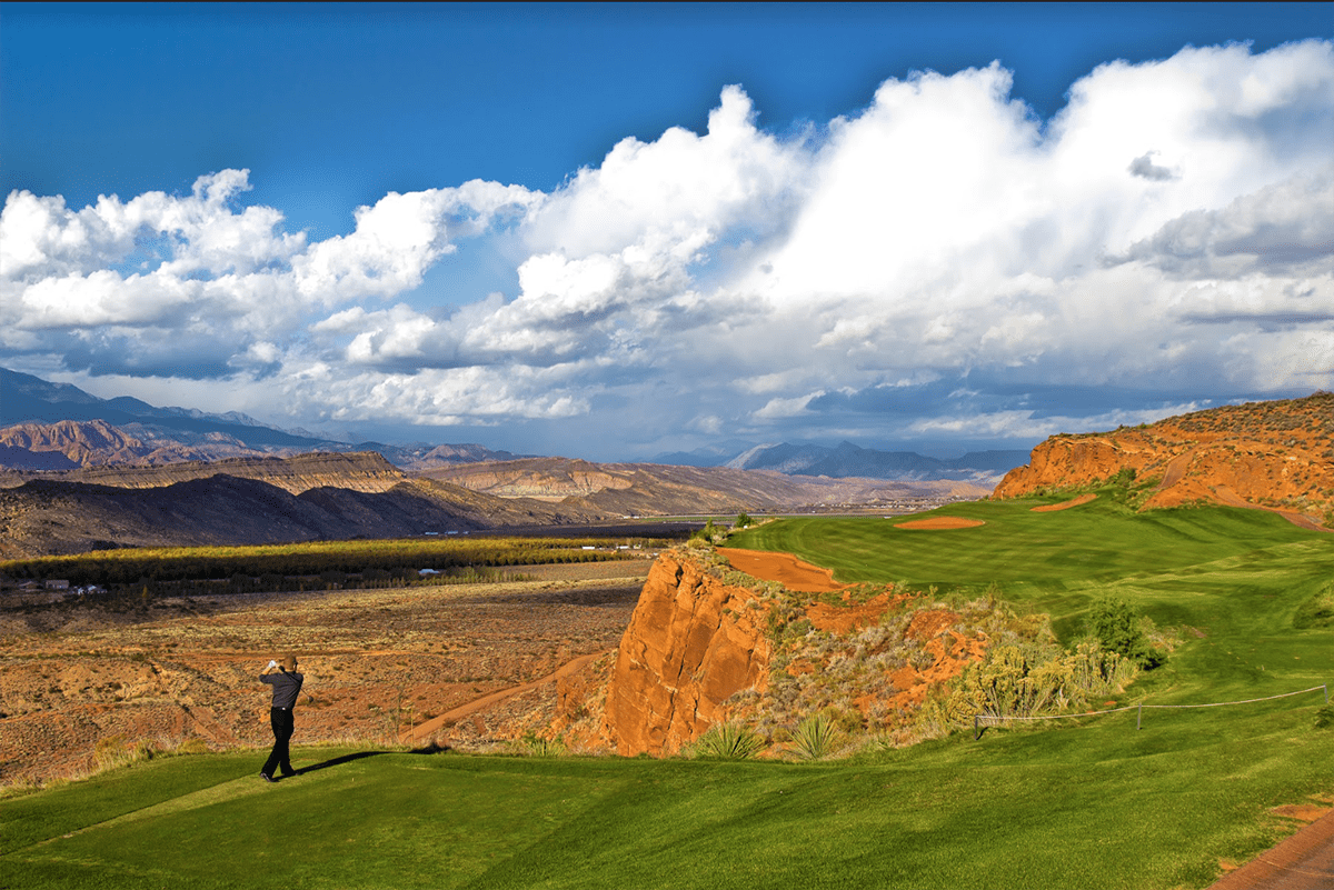 Sand Hollow Resort's Championship Course