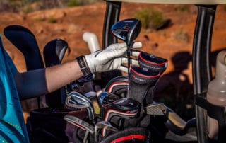 Golf Clubs at Sand Hollow Resort