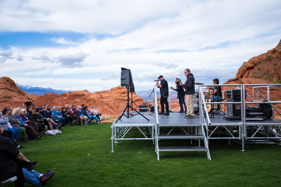 Sand Hollow Outdoor Festival