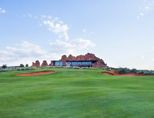 The Most Beautiful Clubhouse in Utah